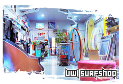 UWL Surfshop The board Source