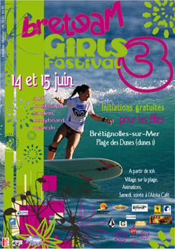 Breteam girls festival