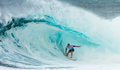 Billabong Pipe Masters 2012 - Parko met la pression sur Kelly Slater