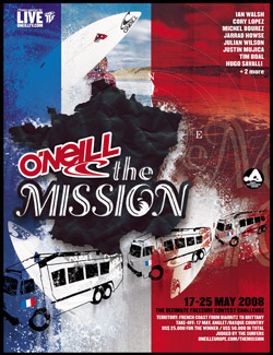 O'Neill The Mission
