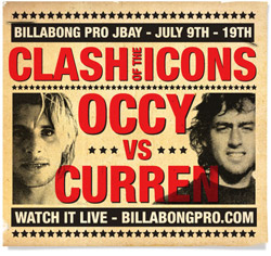 Occy vs Curren
