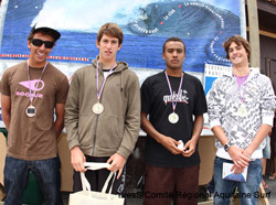 Podium Surf Open