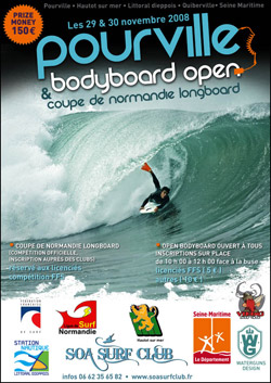 Pourville Bodyboard Open