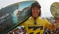 Jordy Smith remporte le Billabong Pro Rio 2013