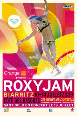 5f3eb5f53a5023 Roxy Jam Biarritz   Surf, Music   Art Festival