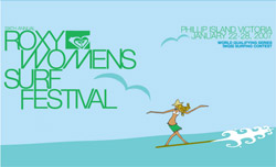 Roxy Women Surf Festival