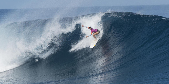 Sally Fitzgibbons sur une bombe !