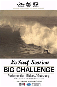 Surf Session Big Challenge