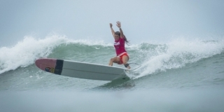 Chelsea Williams - Swatch Girls Pro China 2013 - Wanning, Hainan