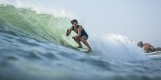 Jennifer Smith - Swatch Girls Pro China 2013 - Wanning, Hainan
