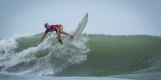 Justine Dupont - Swatch Girls Pro China 2013 - Wanning, Hainan