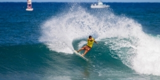 Michel Bourez - Reef Hawaiian Pro 2013 - Haleiwa, Hawaii