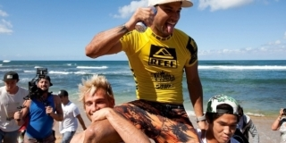 Michel Bourez- Reef Hawaiian Pro 2013 - Haleiwa, Hawaii
