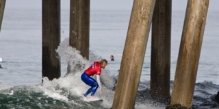 Adrian Buchan - Nike US Open of Surfing 2012
