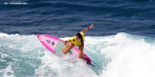 Adriana Gameiro - Pan American Surfing Games 2011
