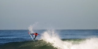 Adriano de Souza - Rip Curl Pro Search San Francisco 2011