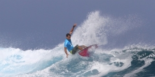 Air Tahiti Nui Billabong Trials 2013