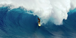 Albee Layer - Jaws, Hawaii