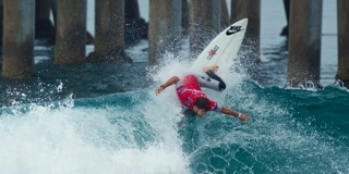 Alejo Muniz - Nike US Open of Surfing 2012