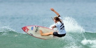 Alizé Arnaud - Billabong ISA World Surfing Games 2011