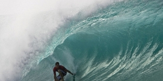 Andy Irons - Pipeline 2006