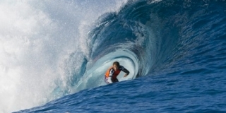 Anthony Walsh - Billabong Pro Tahiti - Teahupoo