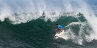 Artiz Aranburu - Reef Hawaiian Pro 2012 - Haleiwa, North Shore, Hawaii