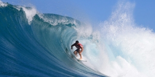 Barrel Backdoor - Volcom Pipe Pro 2014 - Hawaii, North Shore