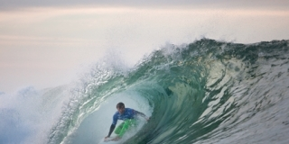 Barrel Time - Rip Curl Pro Portugal - Supertubos, Peniche