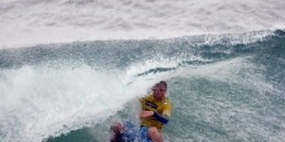 Bede Durbidge - Billabong Pro Rio 2011