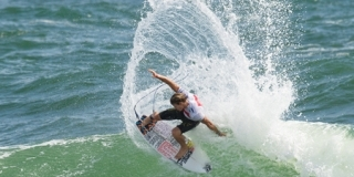 Bede Durbidge - Quiksilver Pro Gold Coast 2012
