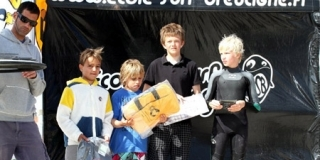 Bic Kid's One Design 2012 - La Torche, Bretagne