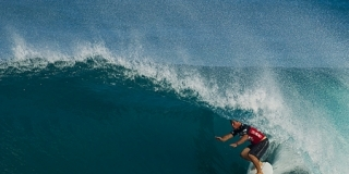 Billabong Pipe Masters 2010 : David Wassel
