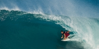 Billabong Pipe Masters 2010 : Ian Walsh