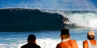 Billabong Pipe Masters 2010 : Jordy Smith