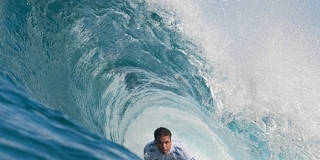 Billabong Pipe Masters 2010 : Luke Munro