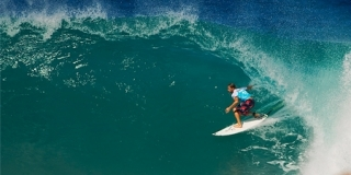 Billabong Pipe Masters 2010 : Tom Withaker