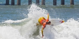 Carissa Moore - US Open of Surfing 2011