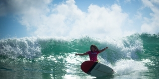 Chelsea Williams - Swatch Girls Pro China 2012 - Wanning