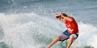 Cheyne Horan - Supersurf ASP World Masters Championships 2011