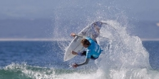 Chris Davidson - Billabong Pro Jeffreys Bay 2011