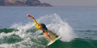 Courtney Conlogue - Billabong Pro Rio 2012