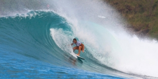 Courtney Conlogue - Target Maui Pro 2014, Honolua Bay