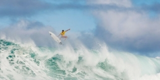 Damien Hobgood - Sunset Beach Pro 2011