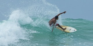 Diego Naranjo - Red Bull Ride My Wave - Madiha Beach, Matara, Sri Lanka