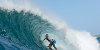 Dusty Payne - Volcom Pipe Pro 2013 - Pipeline, Oahu, Hawaii