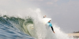 Dusty Payne - Billabong Pro J-Bay 2011