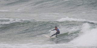 Eric Dargent champion de France Handi Surf 2015