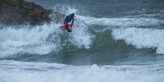 Ethan Capdeville champion de France bodyboard minimes 2015
