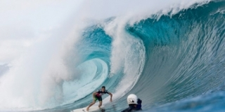 Evan Valiere - Billabong Pipe Masters 2011